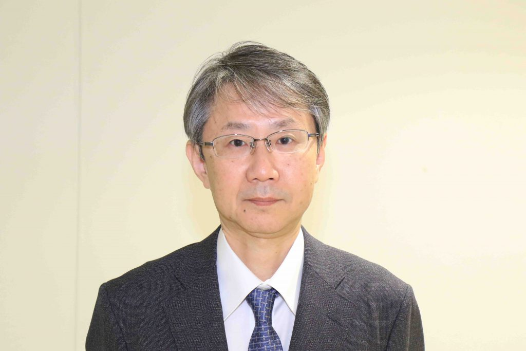 宮崎和人 文学部長 Kazuhito Miyazaki, The Dean of the Faculty of Letters